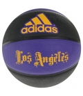 Basketbalová lopta Adidas LA Lakers