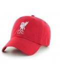Šiltovka FC Liverpool - červená