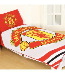 Obliečky Manchester United - obojstranné