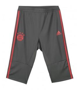 Tréningové trojštvrťové nohavice Bayern Mníchov - tmavozelená