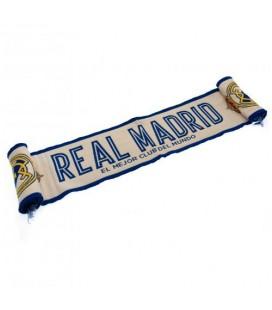 Šál Real Madrid - biela