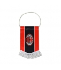 Mini vlajka AC Miláno