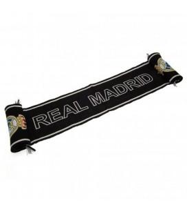Šál Real Madrid - čierna