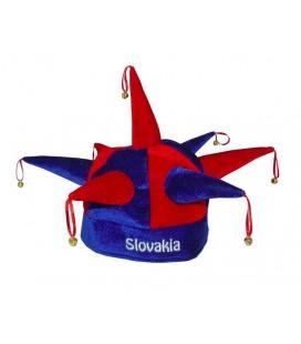 Klobúk šašovský Slovensko - nízky