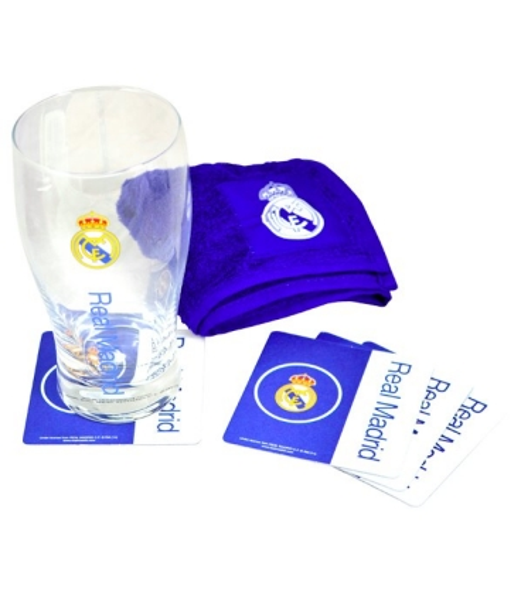 Pivný set Real Madrid