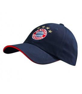 Šiltovka Bayern Mníchov - tmavomodrá