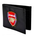 Peňaženka Arsenal Londýn - kožená