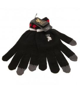 Rukavice FC Liverpool - čierna
