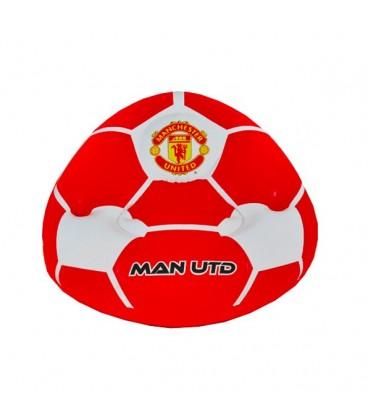Nafukovacie kreslo Manchester United