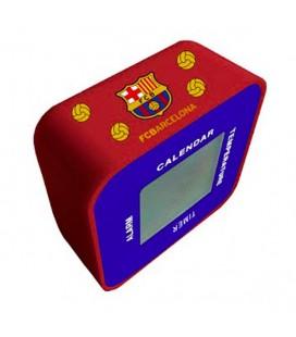 Budík FC Barcelona - digitálny
