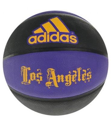 Basketbalová lopta Adidas LA Lakers