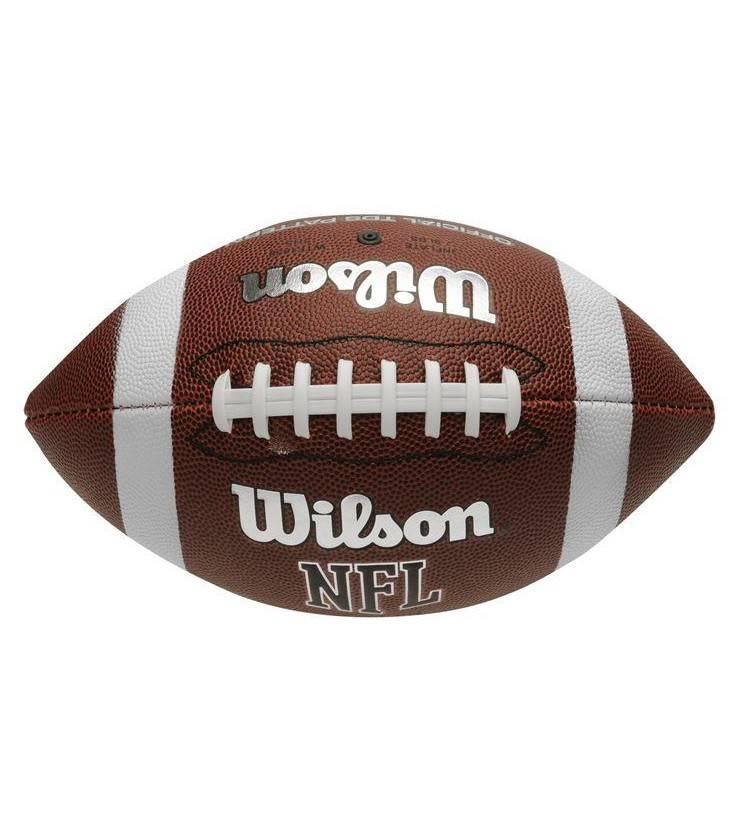 NFL lopta Wilson