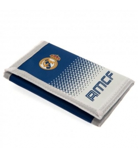 Peňaženka Real Madrid - biela/modrá