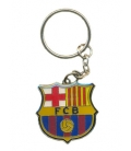 Prívesok na kľúče FC Barcelona - znak