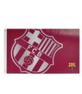 Vlajka FC Barcelona