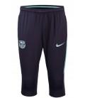 Tréningové trojštvrťové nohavice FC Barcelona - tmavomodrá