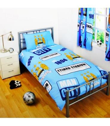 Obliečky Manchester City