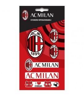 Samolepky AC Miláno