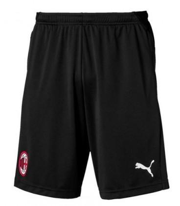 Tréningové trenírky AC Miláno - čierna