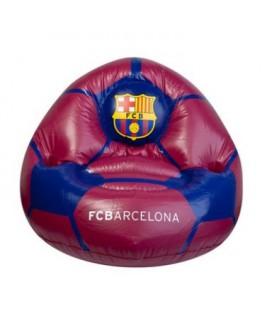 Nafukovacie kreslo FC Barcelona