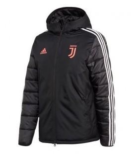Zimná bunda s kapucňou Juventus Turín