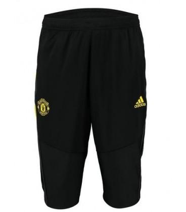 Tréningové trojštvrťové nohavice Manchester United