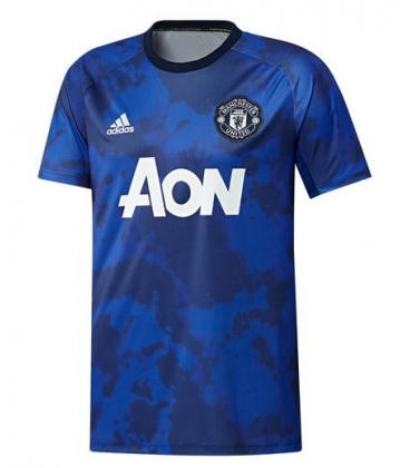 Predzápasový dres Manchester United