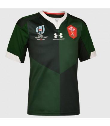 Wales vonkajší reprezentačný rugby dres 2019/20