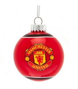 Vianočná guľa Manchester United