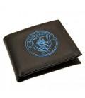 Peňaženka Manchester City - kožená