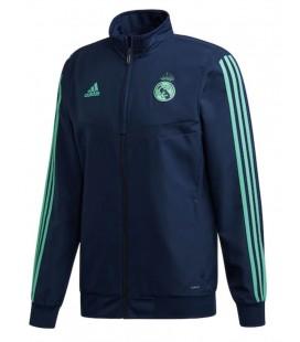 Tréningová mikina na zips Real Madrid