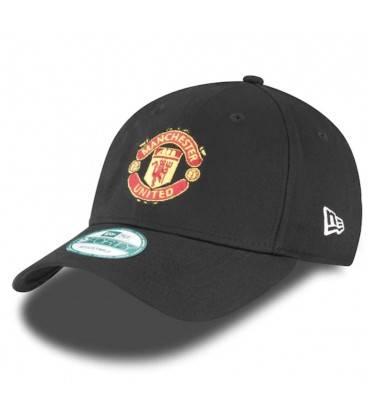 Šiltovka Manchester United - čierna