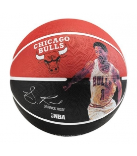 Basketbalová lopta Spalding Chicago Bulls