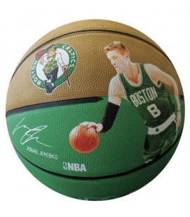 Basketbalová lopta Spalding Boston Celtics