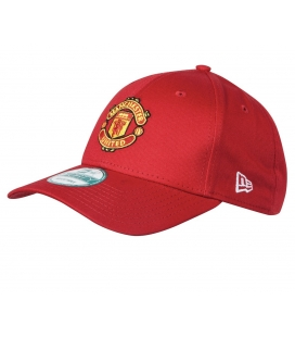 Šiltovka Manchester United - červená