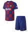 FC Barcelona domáci detský futbalový dres + trenírky
