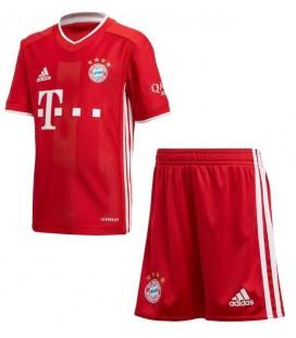 Bayern Mníchov domáci detský futbalový dres + trenírky