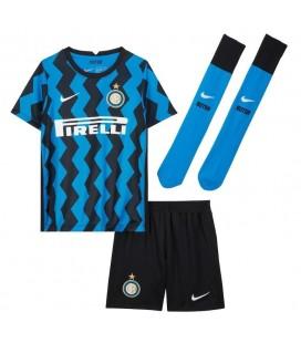 Inter Miláno domáci detský futbalový dres + trenírky + štucne