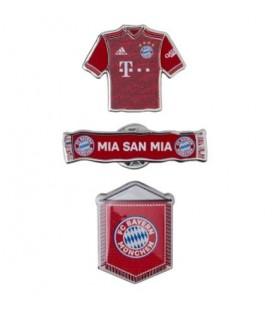 Odznaky Bayern Mníchov