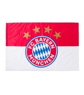 Vlajka Bayern Mníchov - veľká