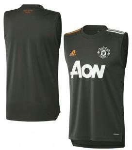 Tréningový dres bez rukávov Manchester United
