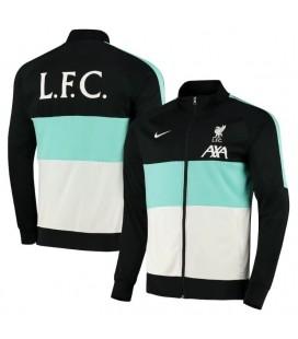Mikina na zips FC Liverpool