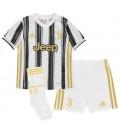 Juventus Turín domáci detský futbalový dres + trenírky + štucne