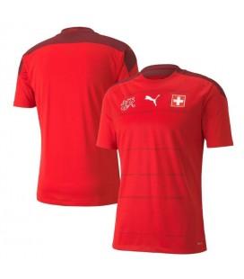 Švajčiarsko domáci dres 2020/21