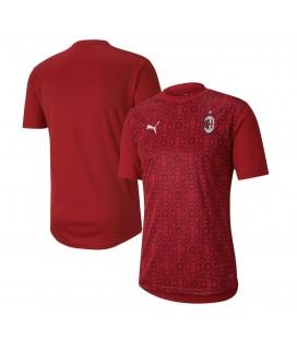 Predzápasový dres AC Miláno