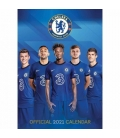 Kalendár Chelsea Londýn na rok 2021