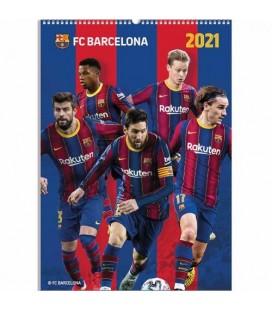 Kalendár FC Barcelona na rok 2021