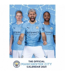 Kalendár Manchester City na rok 2021
