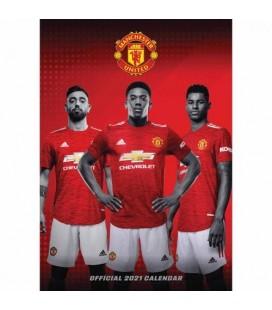 Kalendár Manchester United na rok 2021