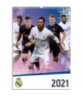 Kalendár Real Madrid na rok 2021